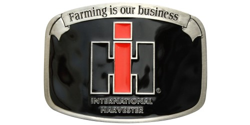 IH Farming is our business International Harvester