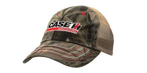Casquette Case  IH Agriculture camouflage