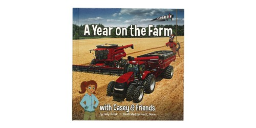 A Year on the Farm with Casey & Friends