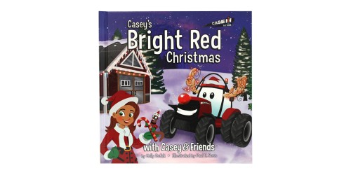 Casey's Bright Red Christmas