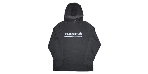 Case IH  hooded sweater Gray ''woman''