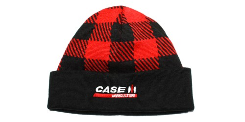 Case IH agriculture Hat black and red
